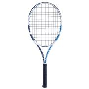 Raquete de Tênis Evo Drive Unstrung Branca e Azul - 2021