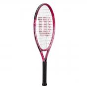 Raquete de Tênis Infantil Wilson Burn Pink II 25