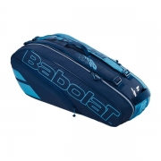 Raqueteira Babolat Racket Holder X6 - Azul