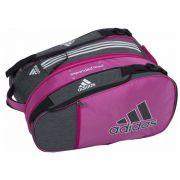 Raqueteira de Beach Tennis Adidas Supernova 1.9 Rosa