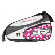 Raqueteira de Beach Tennis HP Itália