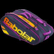 Raqueteira de Tênis Babolat X12 Pure Aero Rafa - 2021