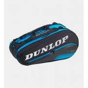 Raqueteira Dunlop Thermo Fx Performance 8  - Preta e Azul