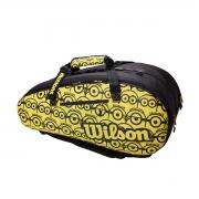 Raqueteira  Wilson Minions Tour 12R