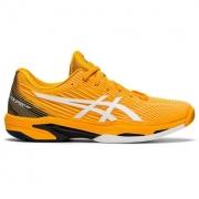Tênis Asics Solution Speed FF 2 Amarelo e Branco