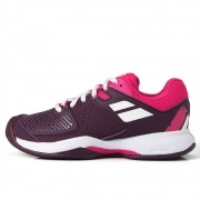 Tênis Babolat Pulsion - Feminino - Bordô - Clay.