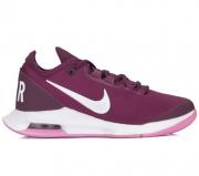 Tênis Nike Air Max Wildcard HC Feminino Marsala Branco e Rosa