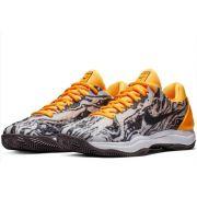 Tênis Nike Air Zoom Cage 3 HC Amarelo - Rafael Nadal