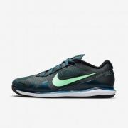 Tênis Nike Air Zoom Vapor Pro HC Masculino - Verde e Branco