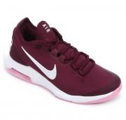 Tênis Nike Wildcard HC Feminino Marsala Branco e Rosa