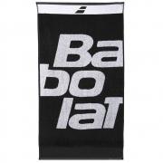 Toalha Babolat Medium Towel Preto e Branco