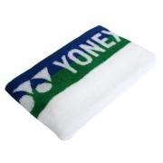 Toalha Yonex Branca, Verde e Azul