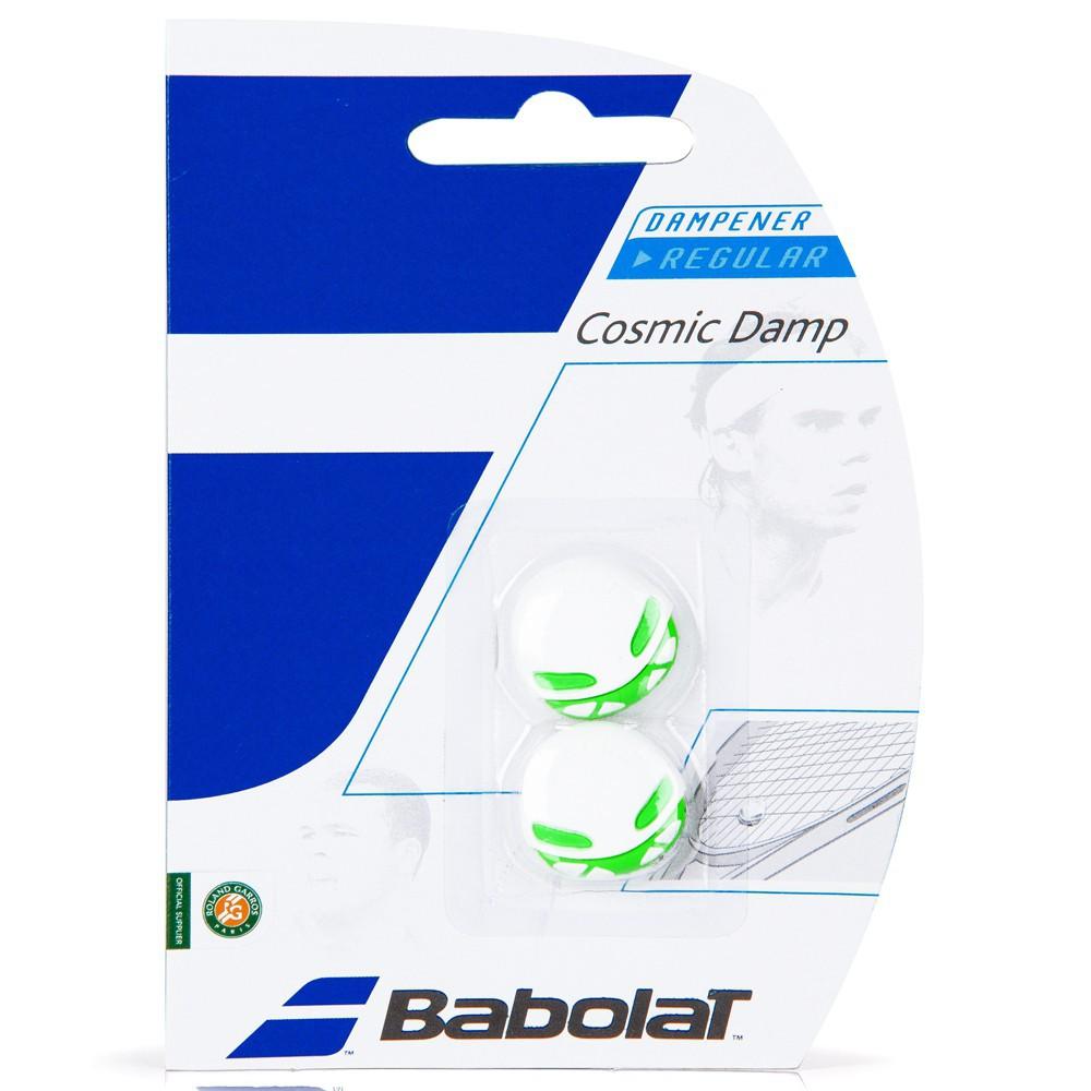 Antivibrador Babolat Cosmic Damp Verde  - PROTENISTA