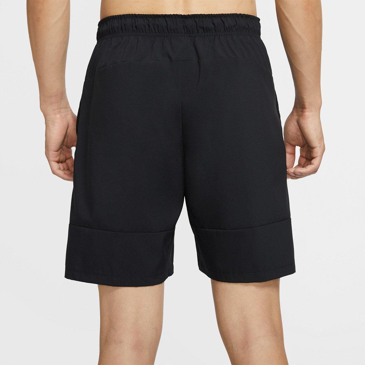 Bermuda Nike FLX Short Woven 3.0 - Masculina  - PROTENISTA