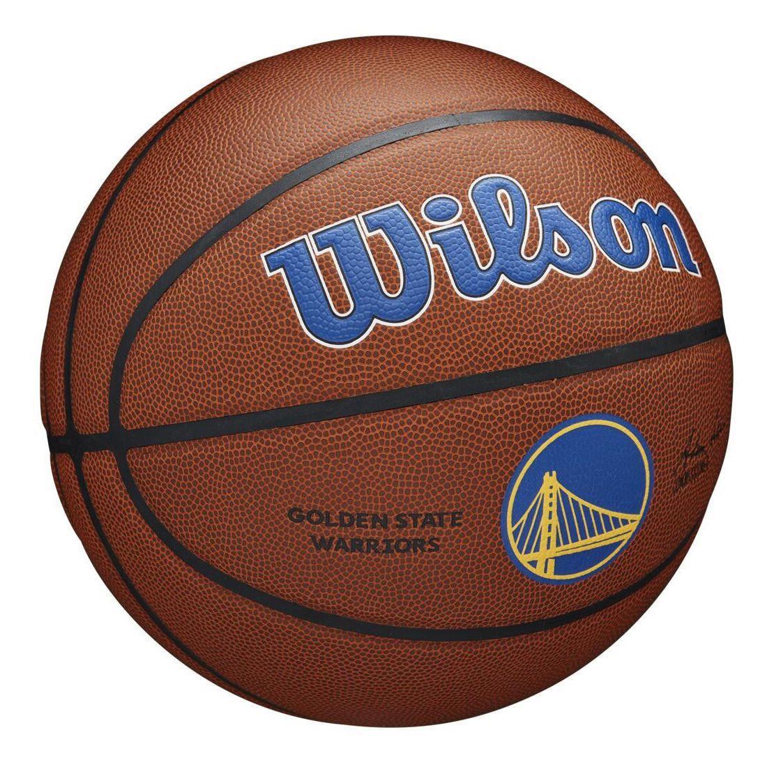 Bola Basquete NBA Team Alliance Golden State Warriors Size 7 Wilson  - PROTENISTA