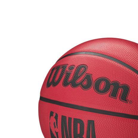 Bola de Basquete NBA DRV Vermelha Mini #3  - PROTENISTA