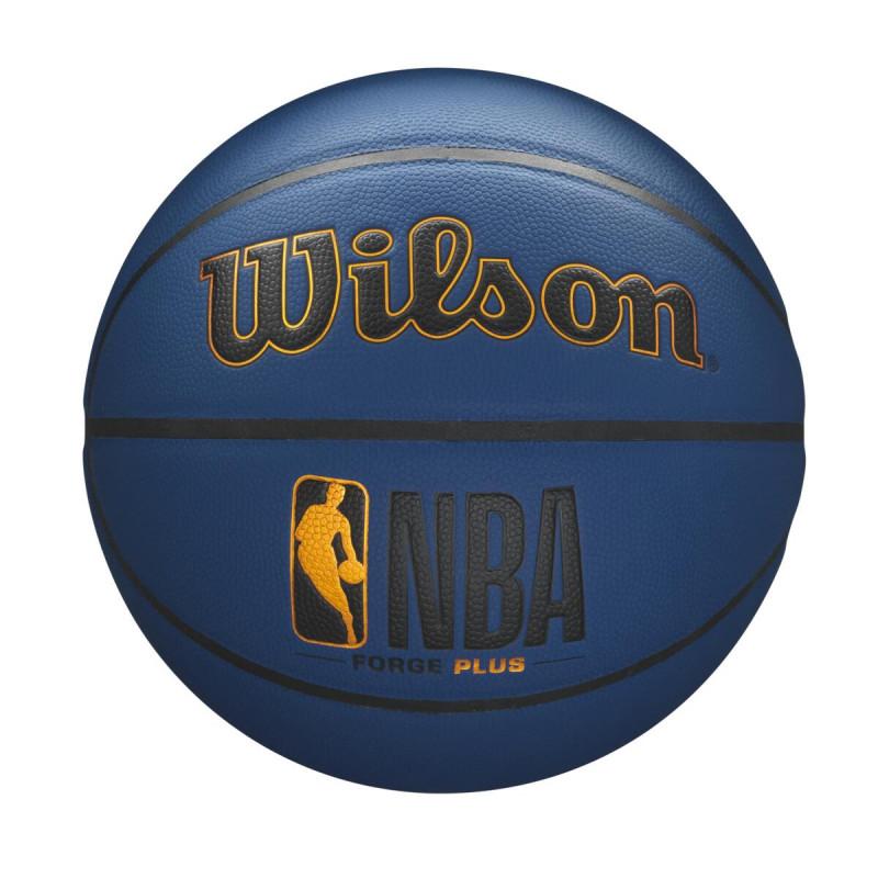 Bola de Basquete NBA Forge Plus Azul Marinho - Oficial #7  - PROTENISTA