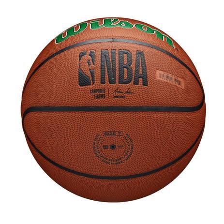 Bola de Basquete Wilson Boston Celtics NBA Team Alliance 7  - PROTENISTA