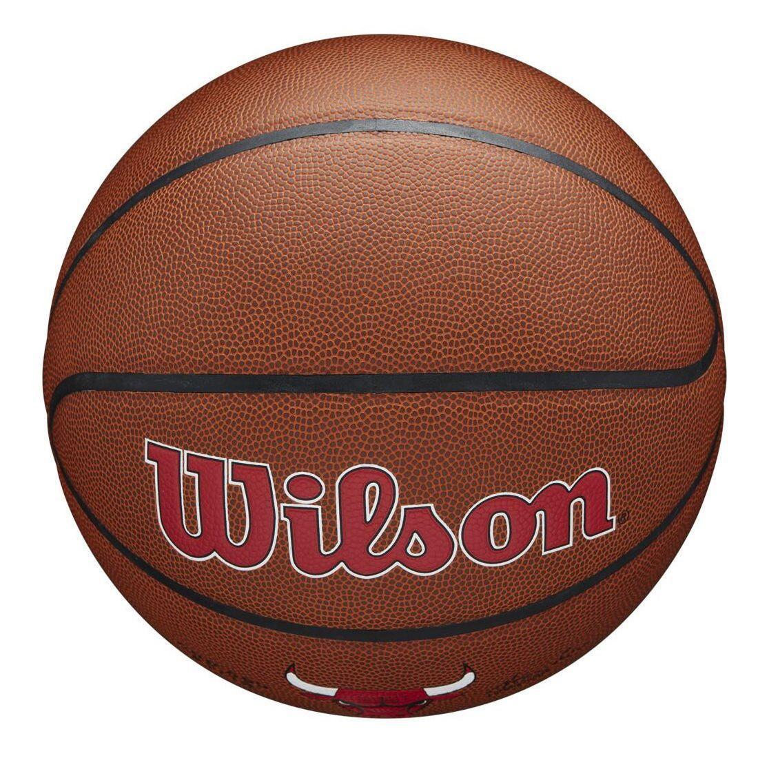 Bola de Basquete Wilson Chicago Bulls NBA Team Alliance 7  - PROTENISTA