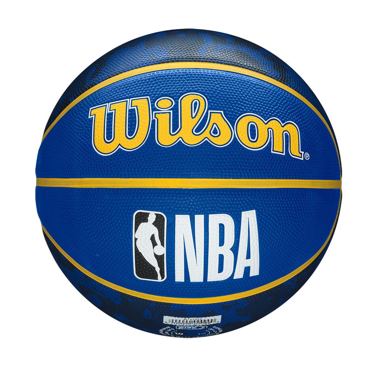 Bola de Basquete Wilson Golden State Warriors Team Tiedye 7  - PROTENISTA