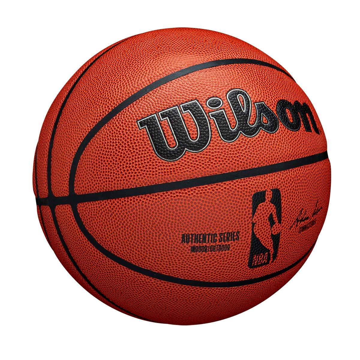 Bola de Basquete Wilson NBA Authentic Indoor Outdoor #7  - PROTENISTA