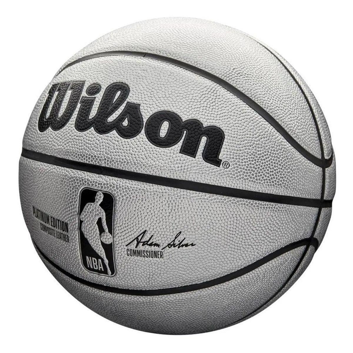 Bola de Basquete Wilson NBA Platinum Edition - Oficial Nº 7  - PROTENISTA