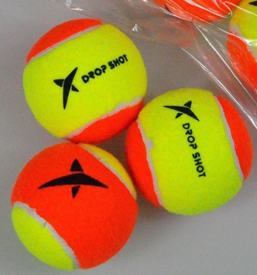 Bola de Beach Tennis Drop Shot - Pack com 03 unidades  - PROTENISTA