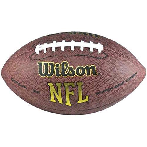 Bola De Futebol Americano Wilson Nfl Super Grip  - PROTENISTA
