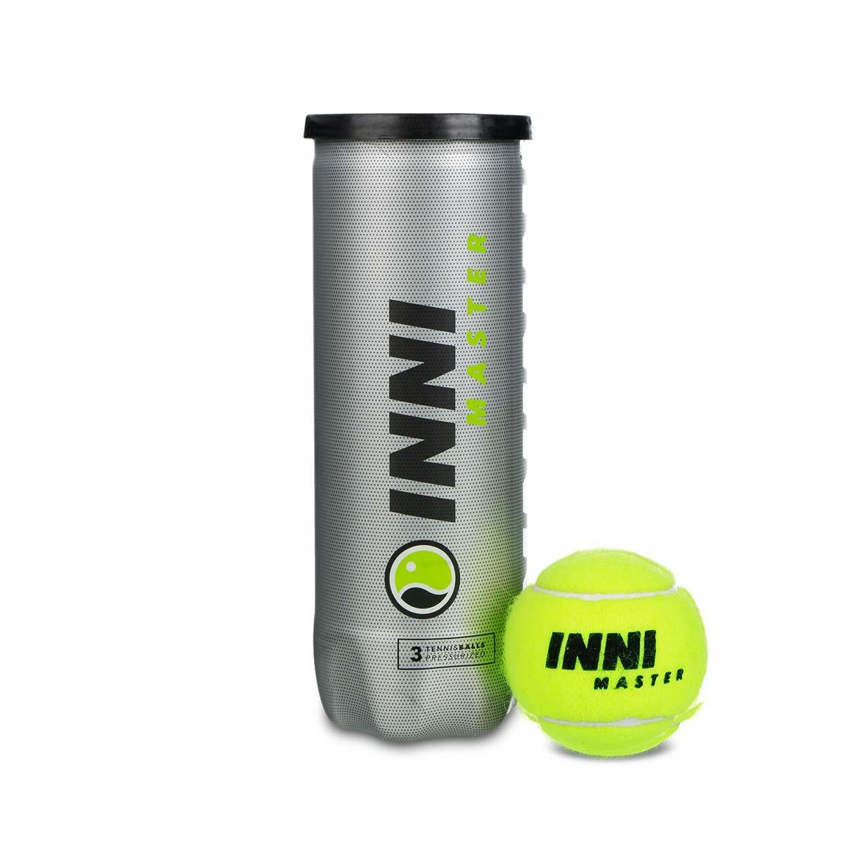 Bola de Tênis Inni Master - Tubo