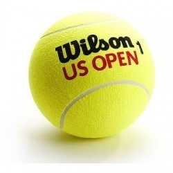Bola de Tênis Wilson US OPEN - Extra Duty - Tubo c/ 3 bolas  - PROTENISTA