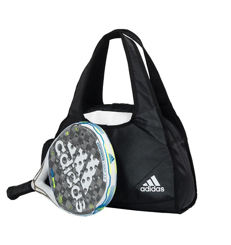 Bolsa Weekend Padel/BeachTennis 2.0 Adidas - Preta