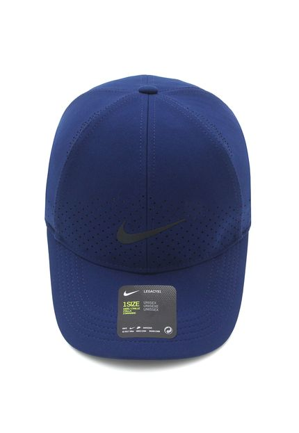 Boné Nike Aerobill L91 Azul  - PROTENISTA