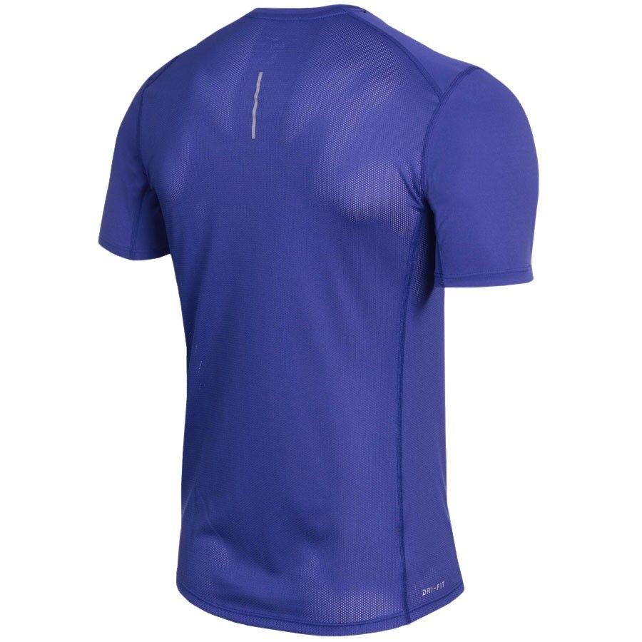 Camiseta Nike Dry Miller Top - Roxa