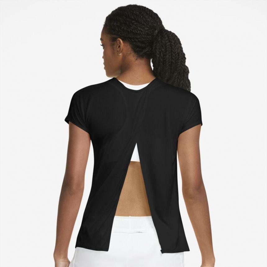 Camiseta Nike Icon Clash Miler Top Feminina  - PROTENISTA