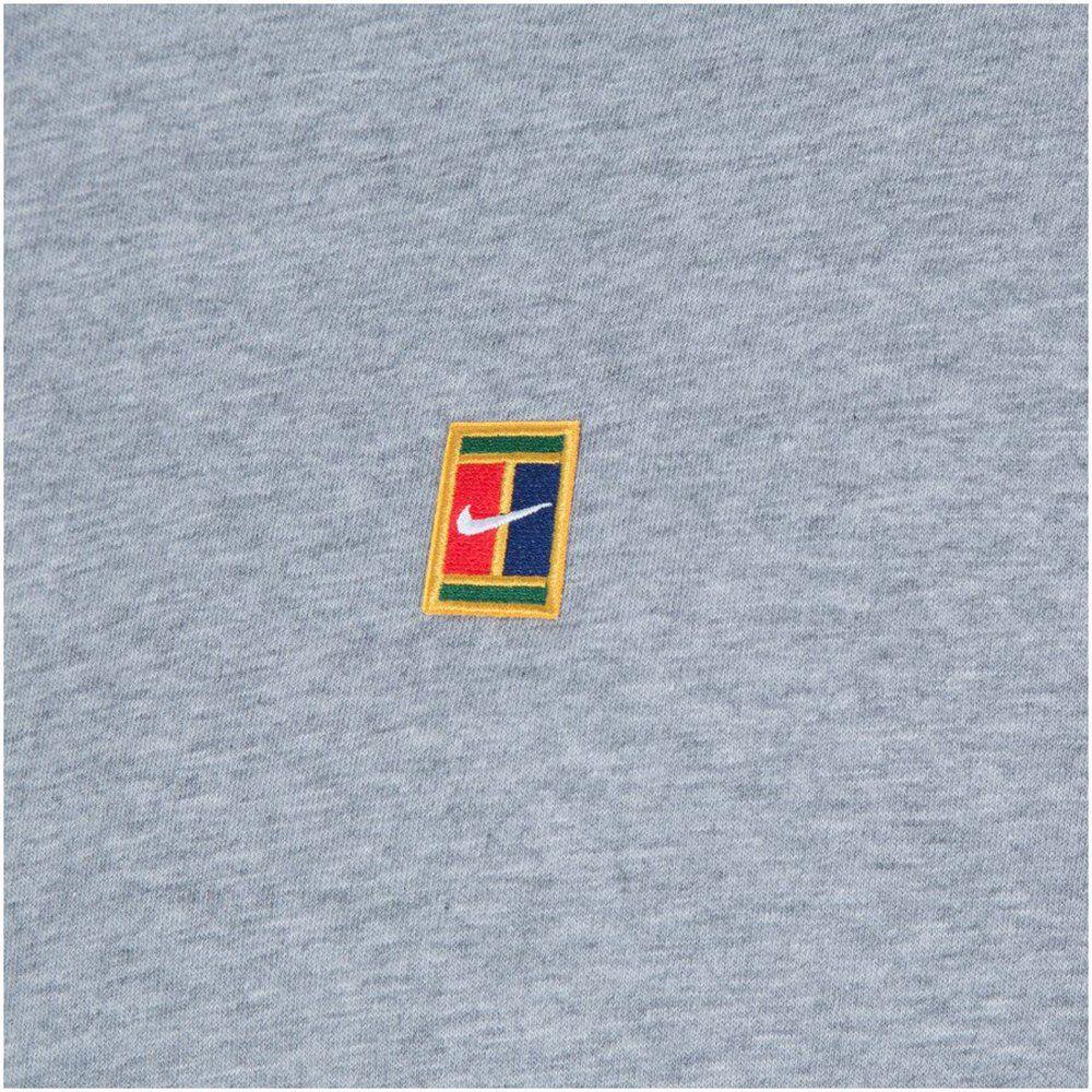 Camiseta Nike Manga Curta NKCT Heritage Cinza