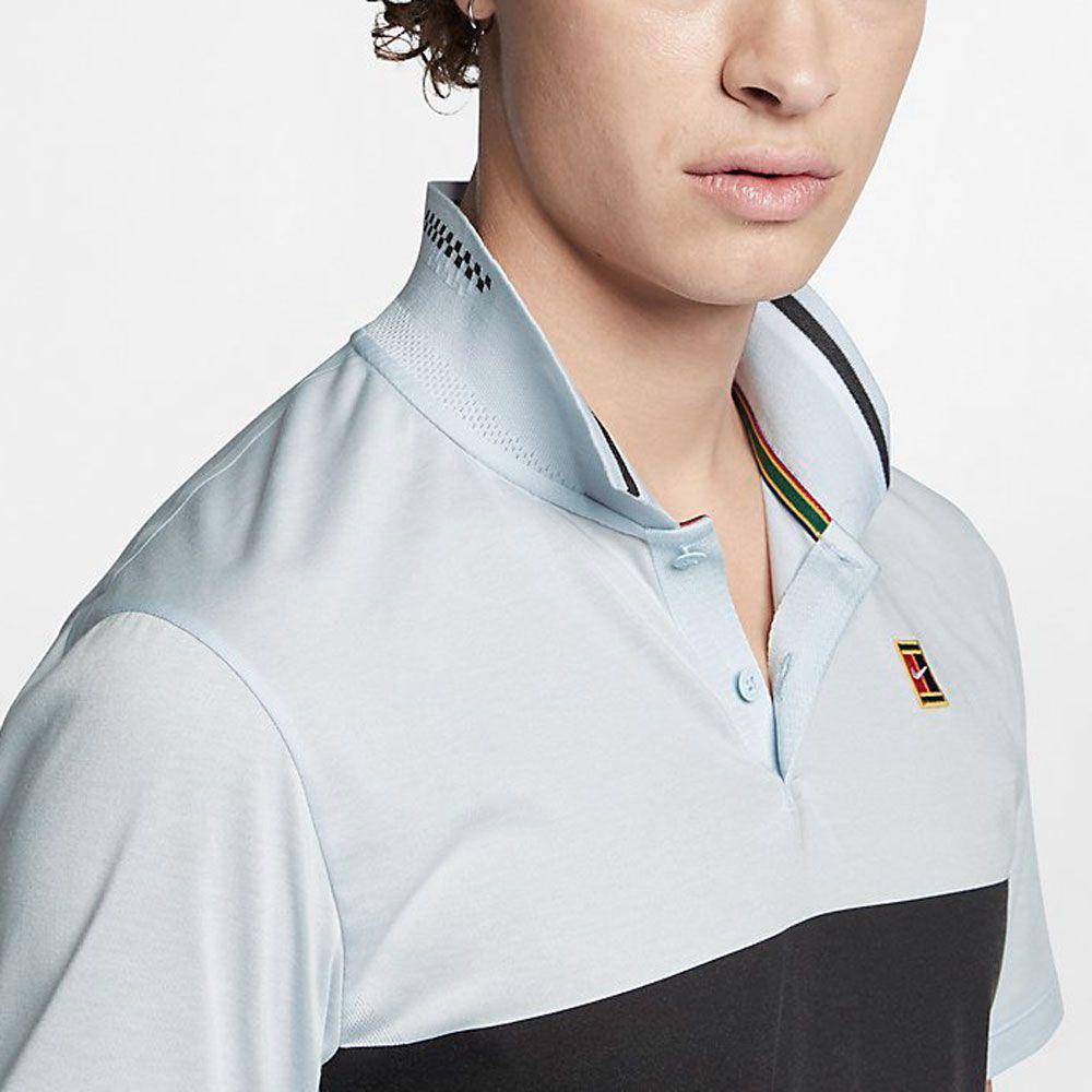 Camiseta Polo NikeCourt Rafa Advanced Classic Masculina