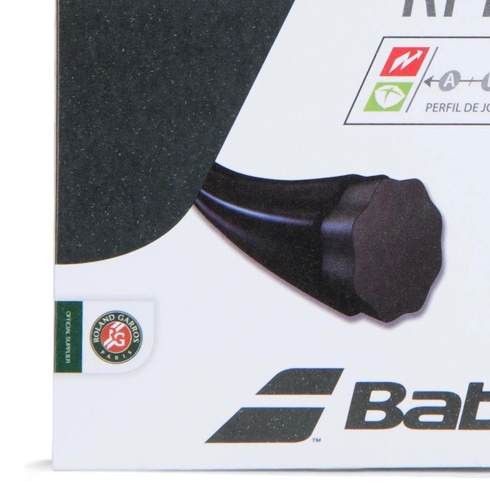 Corda Babolat RPM Team 17L 1.25mm Preta - Set Individual  - PROTENISTA