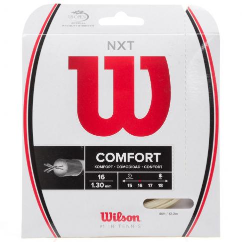 Corda Wilson NXT 16L 1.30mm Natural - Set Individual  - PROTENISTA