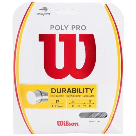 Corda Wilson Poly Pro 17 - Set Individual  - PROTENISTA