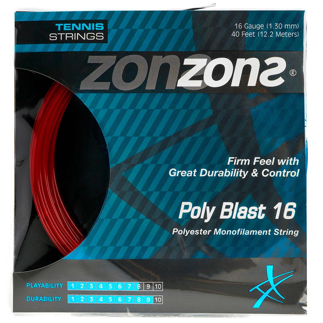 Corda Zons Poly Blast 16L - Set Individual  - PROTENISTA