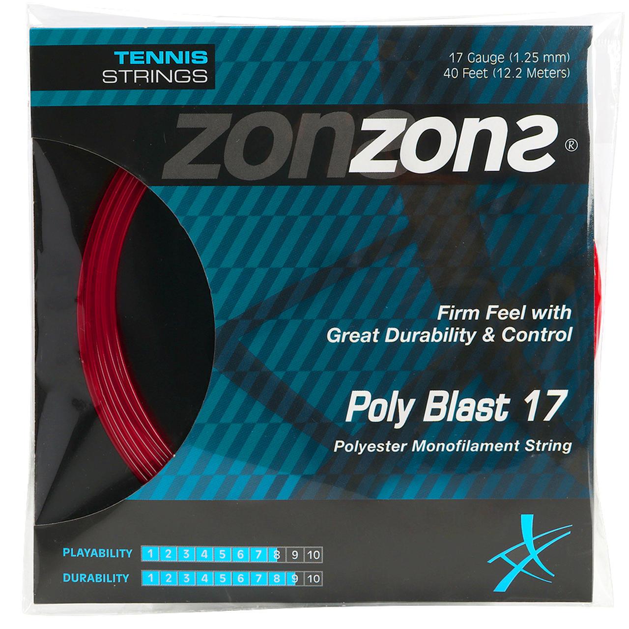Corda Zons Poly Blast 17L - Set Individual  - PROTENISTA