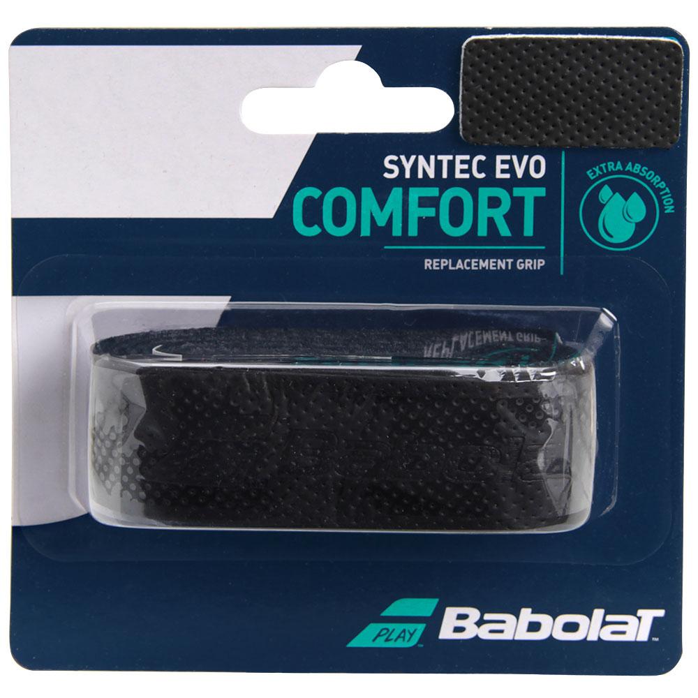 Cushion Grip Babolat Syntec Evo Comfort Preto  - PROTENISTA
