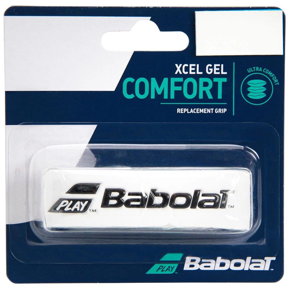 Cushion Grip Babolat Xcel Gel Comfort Branco  - PROTENISTA