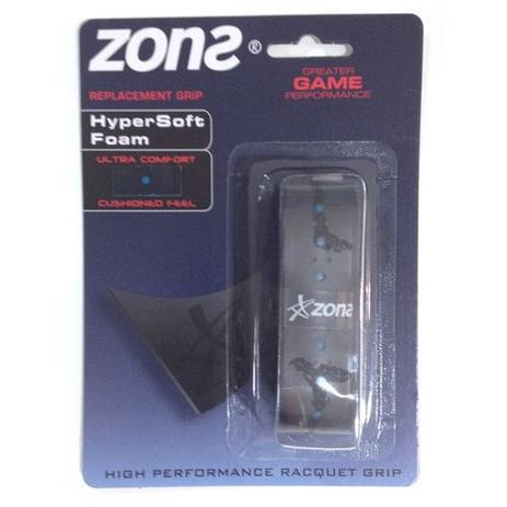 Cushion Grip Zons Hypersoft Preto - Unidade  - PROTENISTA