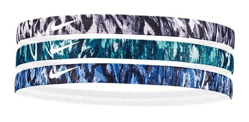 Faixa de Cabeça Nike Headbands C/ 3 Unid - Diversas Cores  - PROTENISTA