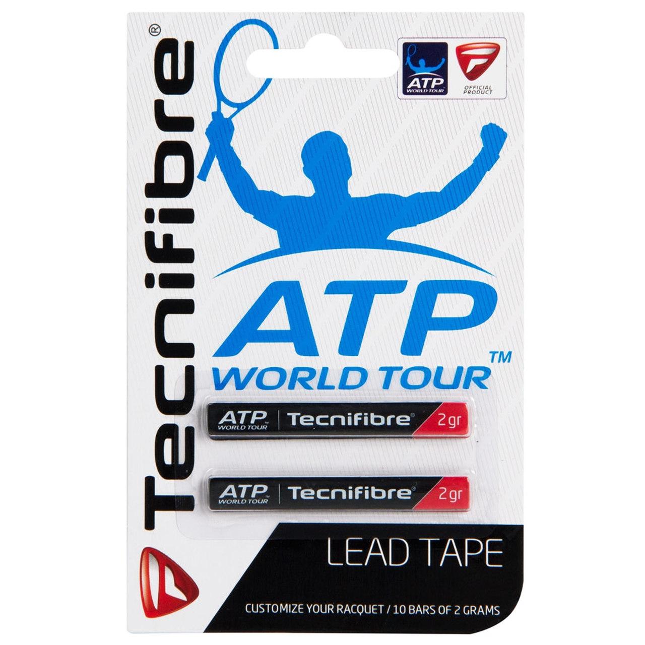 Fita de Chumbo Tecnifibre ATP Tour 10 Barras de 2g cada  - PROTENISTA