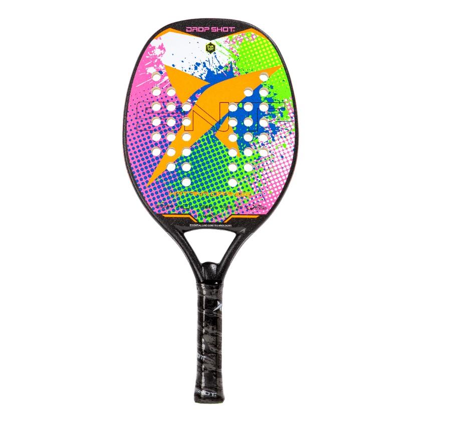 Kit 4 Raquetes de Beach Tennis Drop Shot Katana + Mochila ProTenista 2021  - PROTENISTA