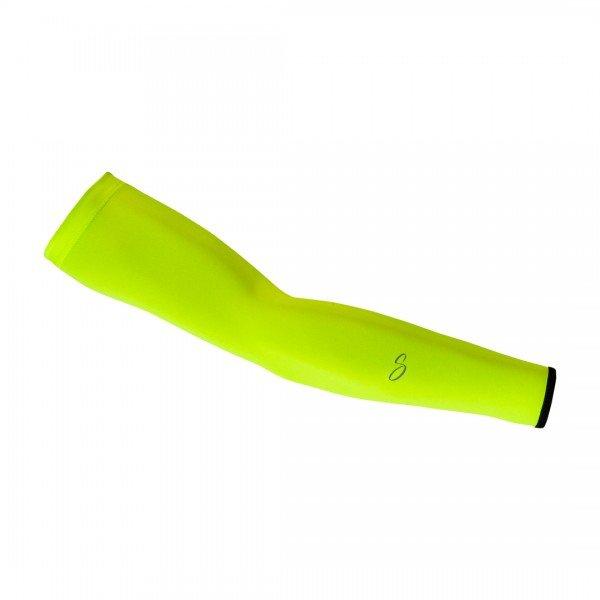 Manguito Vistho - Amarelo Neon e Cinza  - PROTENISTA