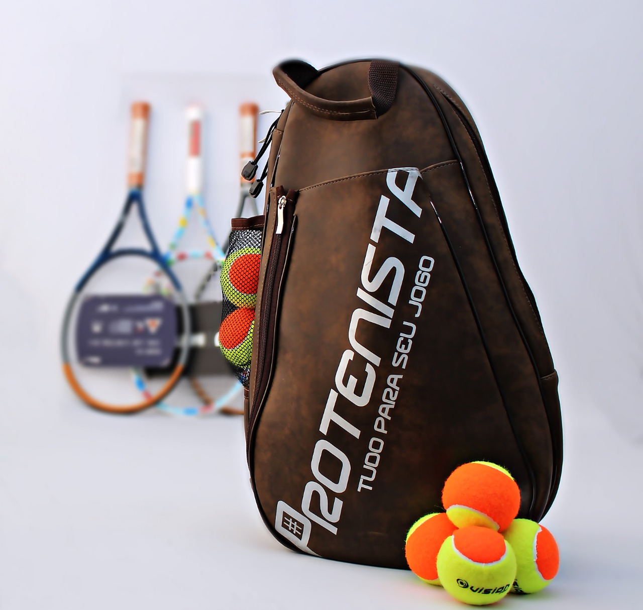 Mochila Térmica Tênis e Beach Tennis ProTenista 2021  - PROTENISTA