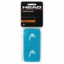 "Munhequeira Head Curta 2.5""  - Cores - 02 Unidades"
